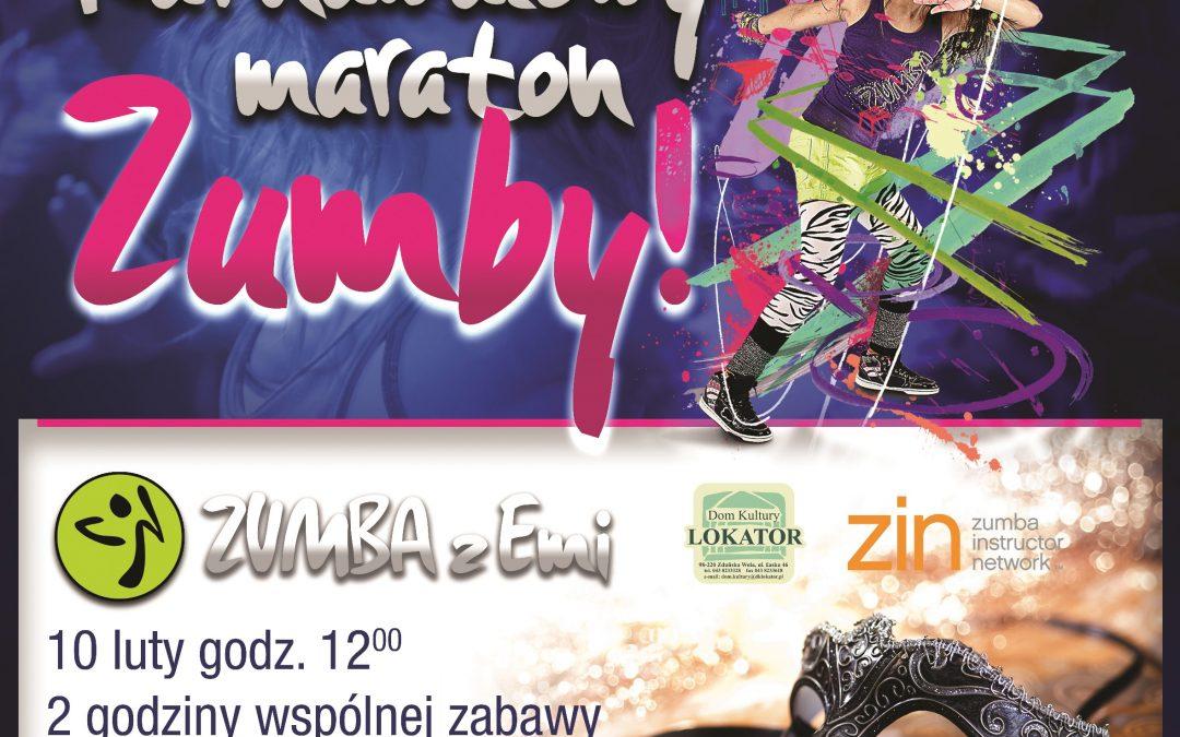MARATON ZUMBY!