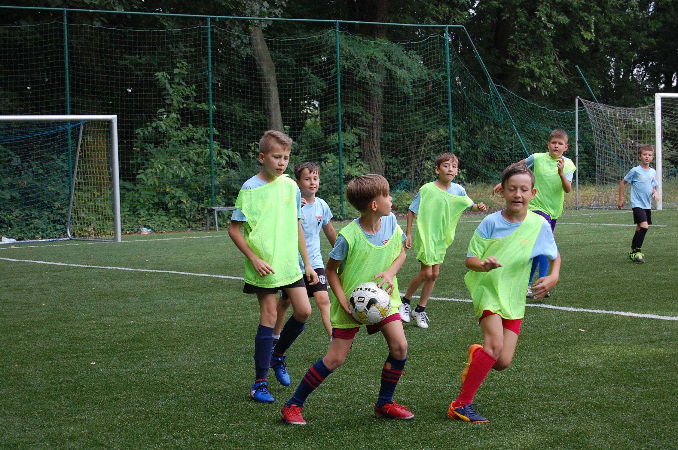 Akademia Futbolu – II turnus