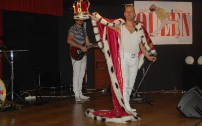 Koncert MAGIC OF THE QUEEN za nami!