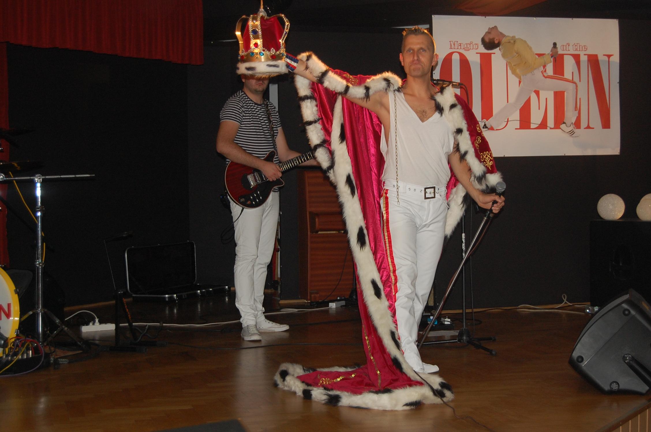 Koncert MAGIC OF THE QUEEN za nami!