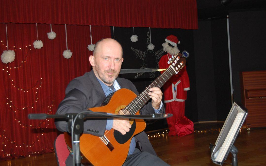 Grudniowy koncert gitarowy
