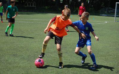 Akademia Futbolu w pełnym rozpędzie!