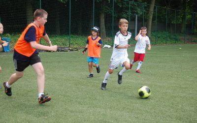 Kolejny dzień piłkarskich rozgrywek na Akademii Futbolu