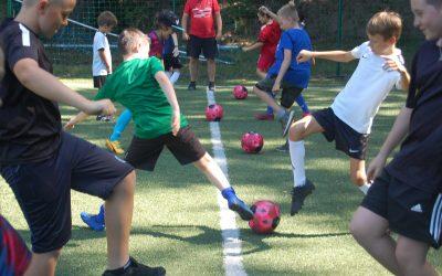 Drugi tydzień Akademii Futbolu