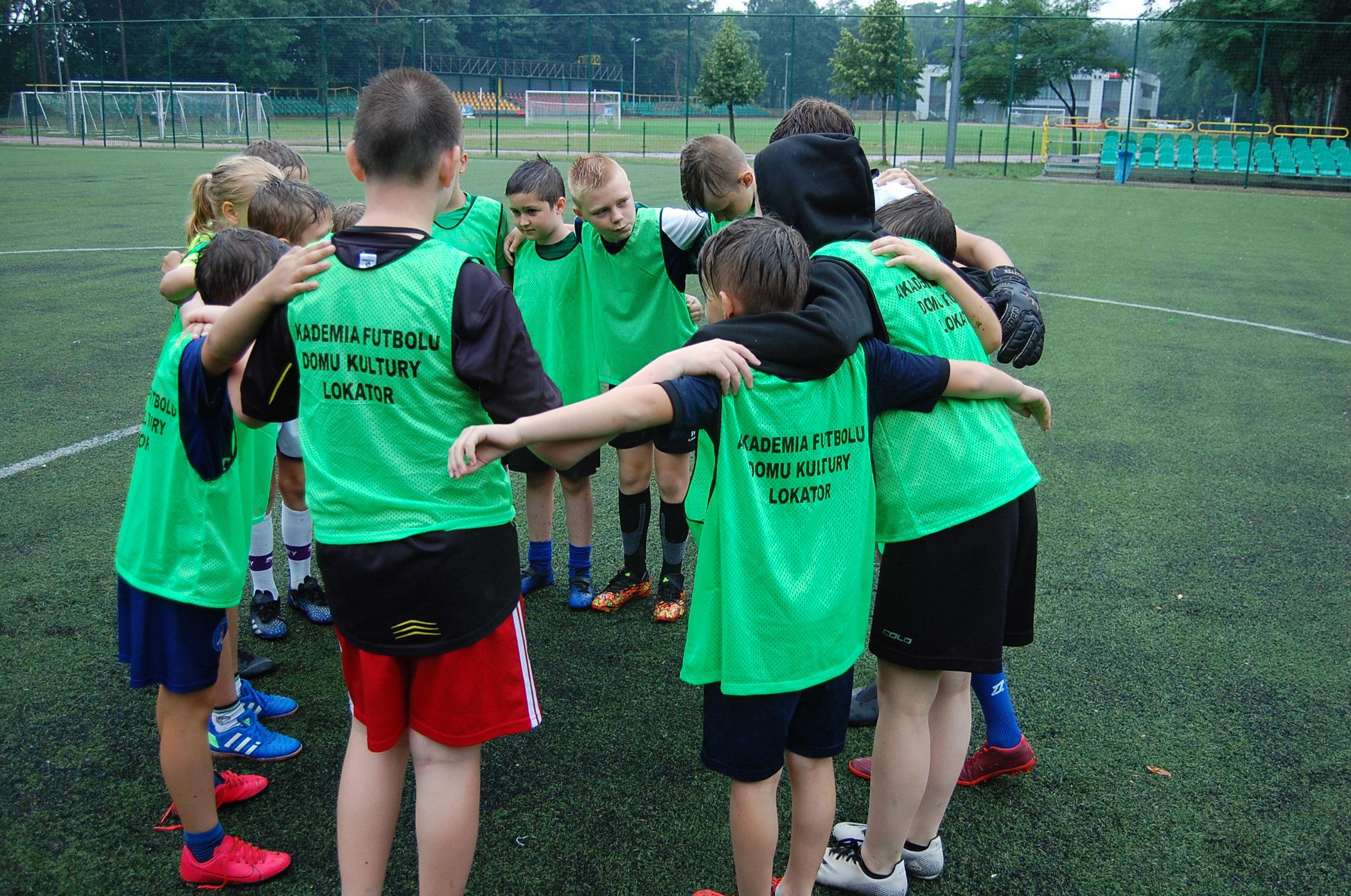 Dzień 9ty Akademii Futbolu
