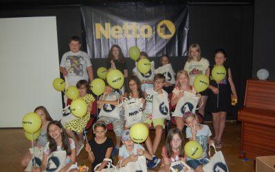 """Dziękujemy """"Netto"""" za wsparcie!"""