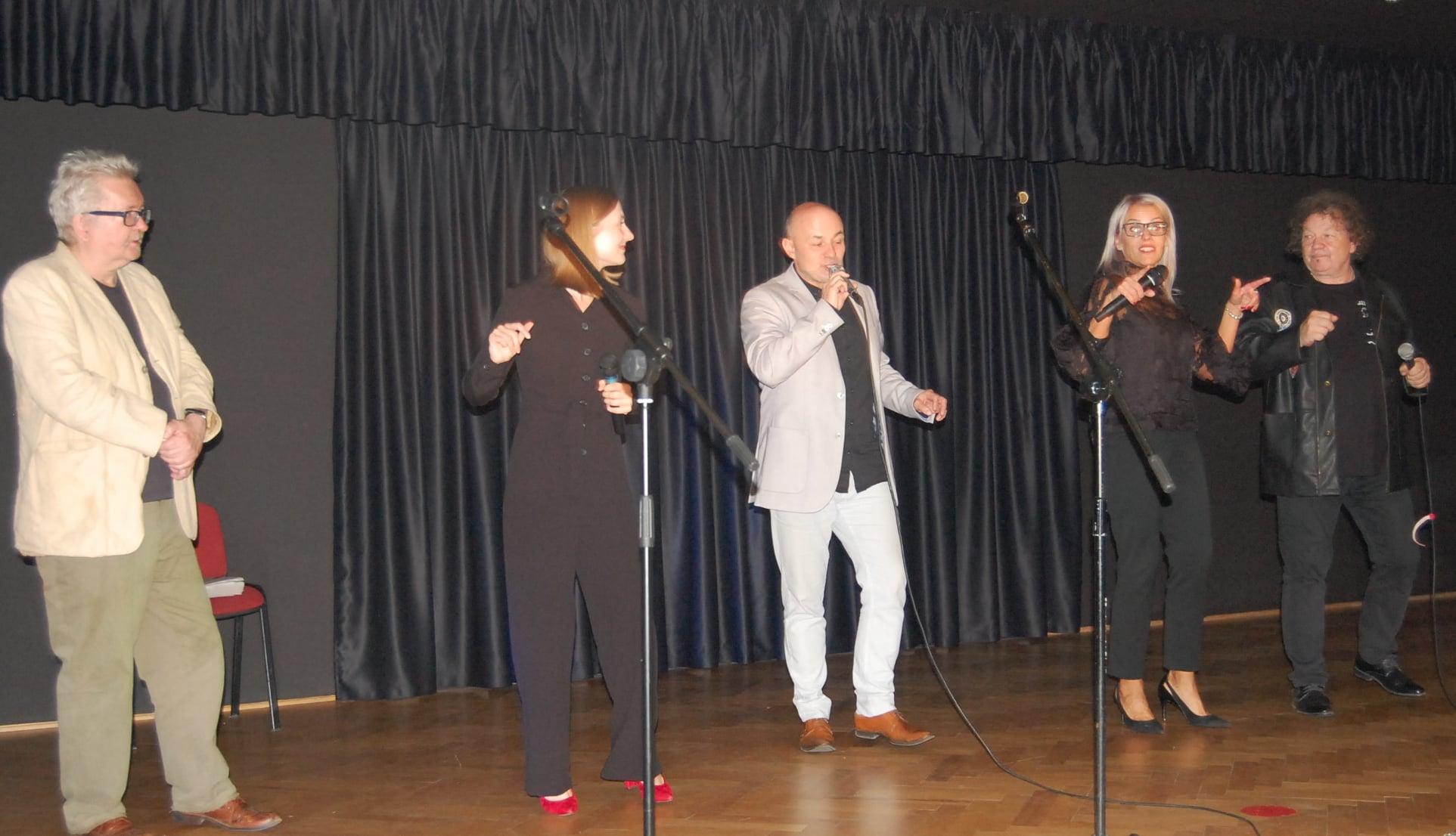 Koncert z przebojami Romualda Lipki