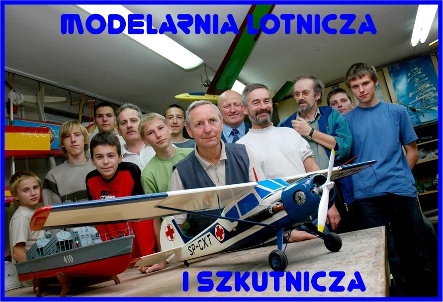 Modelarnia lotnicza i szkutnicza