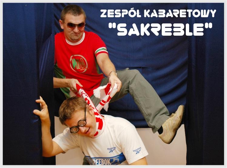 "Zespół kabaretowy ""Sakreble"""