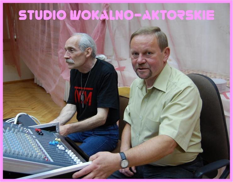 Studio wokalno-aktorskie